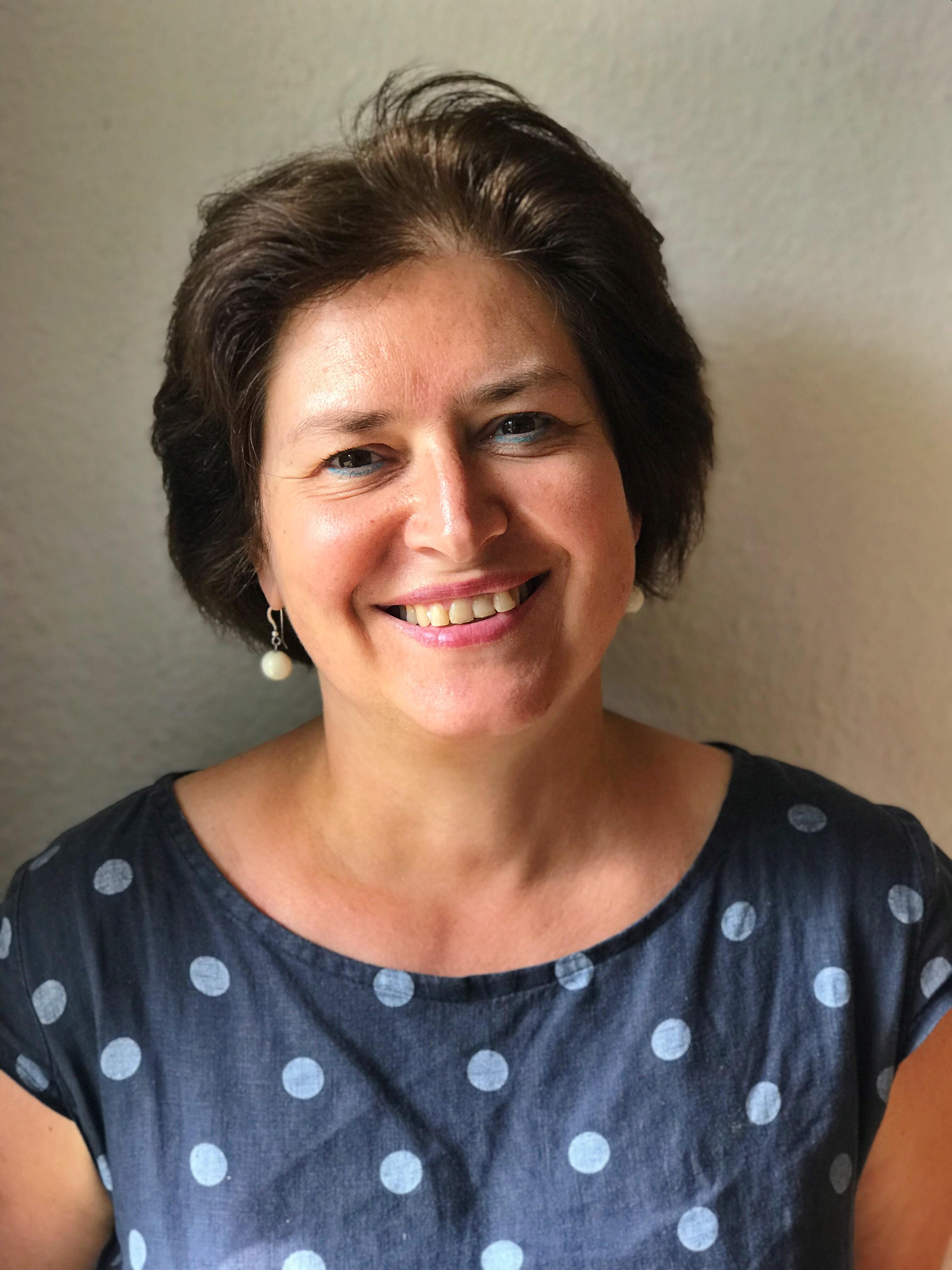 Anne-géraldine Lavielle fondatrice Entre Ciel et Terre