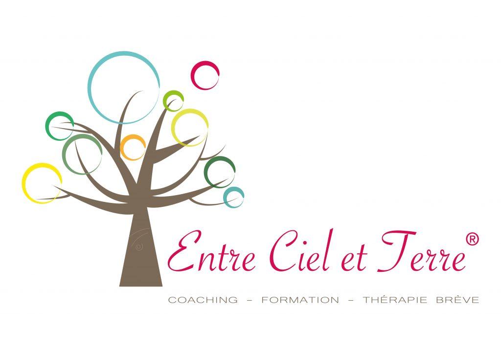 Logo de l'entreprise de coaching Entre Ciel et Terre